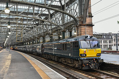 92014, Glasgow Central  (3) (JH Stokes) Tags: class92 electriclocomotives caledoniansleeper gbrf globalbritishrailfreight glasgowcentral locomotives ferroequinology trains trainspotting tracks transport railways photography 92014