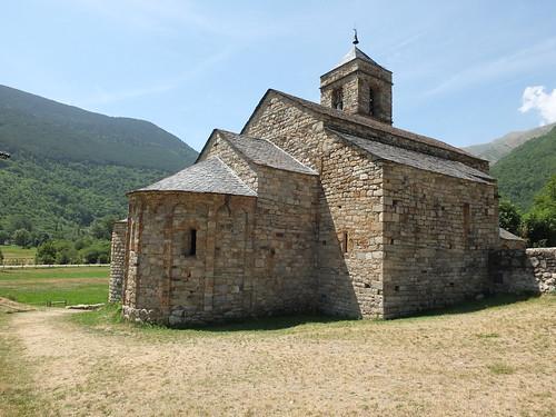 Iglesia de Sant Feliu - Vista general 2