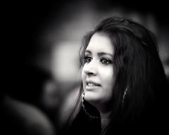 Gypsy soul (Marisa Bosqued) Tags: retrato portrait mujer woman mirada look bn bw monocromo monochrome snapseed bestportraitsaoi