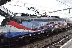 LTE 189 213 Lage zwaluwe (Miriam.treinspotter) Tags: goederentrein cargotrain freighttrain spoorwegen spoor lagezwaluwe train trein zug lte