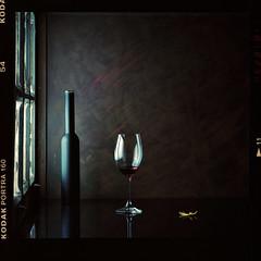 Kodak Portra 160 - Hasselblad3610 editado (Luiz L.) Tags: vermelho