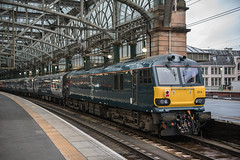 92014, Glasgow Central  (5) (JH Stokes) Tags: class92 electriclocomotives caledoniansleeper gbrf globalbritishrailfreight glasgowcentral locomotives ferroequinology trains trainspotting tracks transport railways photography 92014
