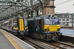 92014, Glasgow Central  (2) (JH Stokes) Tags: class92 electriclocomotives caledoniansleeper gbrf globalbritishrailfreight glasgowcentral locomotives ferroequinology trains trainspotting tracks transport railways photography 92014