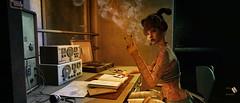 Pirate Radio on the Air (eiloodoolittle) Tags: nomad tresbeau blueberry pumec gizseorn lelutka kunst realevil nikotin