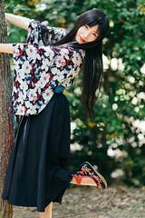Rui Akimoto (iLoveLilyD) Tags: gmaster portrait ilce9 a9 gm 屋外 85mm sony mirrorless gmlens felens ilovelilyd vscofilm07 合同大撮 agfaportraitxps160 秋元るい fullframe f14 sel85f14gm α primelens emount α9 2019 japan tokyo 東京都 日本