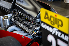 #27 MalcommRoss 1989 Ferrari640F1-2 (rickstratman26) Tags: paddock ferrari f1 640 car cars racecar racecars racing motorsport motorsports canon midohio