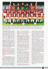 Sheffield United vs West Ham United - 1991 - Page 7 (The Sky Strikers) Tags: sheffield united west ham barclays league division one bramall lane the blade official programme pound twenty
