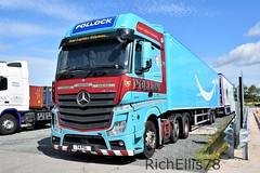 Add Watermark20190821120921 (richellis1978) Tags: truck lorry haulage transport logistics freight cannock mercedes benz actros mp4 pollock t4psl t4 psl cannyscot
