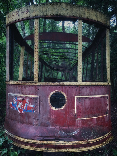 Abandoned Streetcar 2