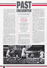 Sheffield United vs West Ham United - 1991 - Page 12 (The Sky Strikers) Tags: sheffield united west ham barclays league division one bramall lane the blade official programme pound twenty