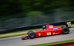 #27 MalcommRoss 1989 Ferrari640F1-1 (rickstratman26) Tags: panning ferrari f1 640 car cars racecar racecars racing motorsport motorsports canon midohio