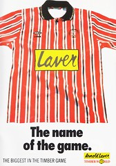 Sheffield United vs West Ham United - 1991 - Page 35 (The Sky Strikers) Tags: sheffield united west ham barclays league division one bramall lane the blade official programme pound twenty