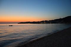 Favourite time of day (Valantis Antoniades) Tags: chalkidiki halkidiki hellas greece neos marmaras sunset dusk beach sea μακεδονια macedoniagreece macedoniatimeless makedonia macedonian macédoine mazedonien македонијамакедонскимакедонци