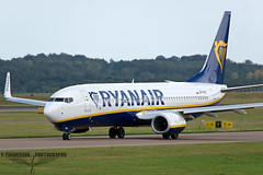 B738W (P.Thuresson Photography) Tags: airliner airliners sweden ronneby malmö sturup sas scandinavian norway ryanair boeing 737 airshuttle poland