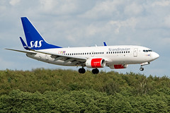B737W (P.Thuresson Photography) Tags: airliner airliners sweden ronneby malmö sturup sas scandinavian norway ryanair boeing 737 airshuttle poland