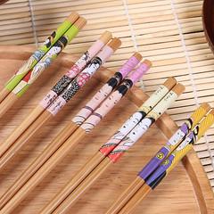 5 Pairs Japanese Chopsticks (mingzhuwood) Tags: 5 pairs japanese chopsticks best chopstick