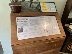 Inside Miller's Cottage at Ballycopeland Windmill (John D McDonald) Tags: iphone appleiphone iphonexr appleiphonexr countydown codown eastdown northernireland ni ulster geotagged ardspeninsula ards millisle ballycopeland windmill ballycopelandwindmill