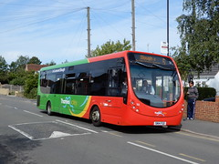Photo of Thames Valley 166 - SN14 FGO