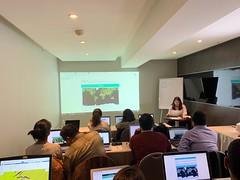 SAR training Peru