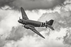 2100884/N147DC Douglas C-47A Dakota (amisbk196) Tags: unitedkingdom aircraft bigginhill aviation amis flickr kent airshow 2019 festivalofflight uk 2100884 n147dc douglas c47a dakota