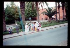 Morroco Bus Stop (ubqlfulp16) Tags: sahara algeria niger cameron nigeria chad
