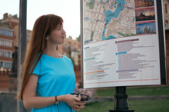 Мария (Jess Aerons) Tags: девушка портрет музей городской