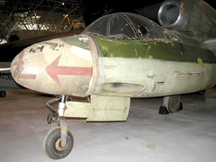 """Heinkel He162A-1 Volksjager 00004 • <a style=""""font-size:0.8em;"""" href=""""http://www.flickr.com/photos/81723459@N04/48592319322/"""" target=""""_blank"""">View on Flickr</a>"""