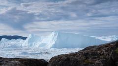 "Icebergs passing by... (Ralph Rozema (on and off)) Tags: arctica denmark greenland ilulissat jakobshavn unesco adventure arctic beautiful clouds coast fjord glacial glacier glaciology ice icesheet icestream iceberg icecap icefjord kangia landscape melting nature rocks scenic sky summer weather white ""arcticregion"" ""ilulissaticefjord"" ""sermeqkujalleq"" ""arcticcircle"" ""climatechange"" ""forcesofnature"" ""glacialstream"" ""heritagesite"" ""kangiaicefjord"" ""tidalfjord"" ""worldheritagesite"""