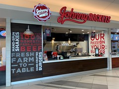 Johnny Rockets Dadeland Mall Miami (Phillip Pessar) Tags: dadeland mall miami johnny rockets fast food casual hamburger restaurant