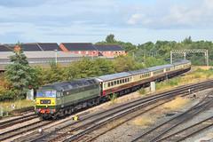 47810-Chester-21.8.19 (shaunnie0) Tags: 47810 class47 brush saphos lsl locomotiveserviceslimited crewedieseldepot d1924 chester railtour