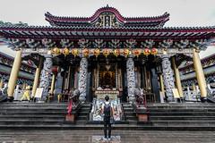 Taiwan Temple (一 B_A_C 一) Tags: taiwan sony a73 a7iii a7m3 a7 台灣 外拍 旅拍 travel 南投 廟 temple