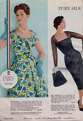 Sears Spring/Summer 196020190819_21185184 (barbiescanner) Tags: vintage retro fashion vintagefashion 60s 60sfashions 1960s 1960sfashions 1960 sears catalogs nancyberg