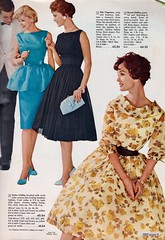 Sears Spring/Summer 196020190819_21185184 (barbiescanner) Tags: vintage retro fashion vintagefashion 60s 60sfashions 1960s 1960sfashions 1960 sears catalogs nanrees