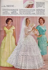 Sears Spring/Summer 196020190819_21185184 (barbiescanner) Tags: vintage retro fashion vintagefashion 60s 60sfashions 1960s 1960sfashions 1960 sears catalogs weddingdresses vintageweddingdresses