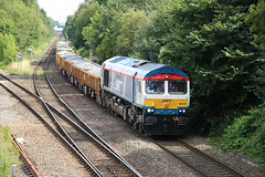 Photo of 66747 'Made in Sheffield' (6G16)