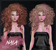 {Letituier} Nala Hair - DUBAI Event!! (Nayomi Gartner) Tags: slmodels secondlife supermodel summer spring dubaievent letituier hair nayomigartner
