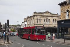307 Harrogate YOR_133 (Stuart's Transport) Tags: bus uk harrogate transdev northyorkshire singledeck harrogatebuscompany 307 yc51lxz volvob10ble wrightrenown wrightbus 24