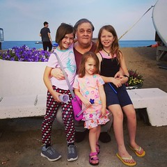 Fun day with my granddaughters @ Salisbury Beach (lincoln6267) Tags: fun day with granddaughters salisbury beach august 2019 8 19 ma mass amelia bella eliana