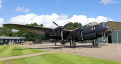 Lancaster Bomber Lincolnshire Aviation Heritage Centre 17/08/19. (37260 - 9 million+ views, many thanks) Tags: lancaster bomber lincolnshire aviation heritage centre 170819
