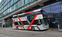 UK - Manchester bus (onewayticket) Tags: bus trans port urban diamond diamondbus rotala wright streetdeck wrightstreetdeck sk17hhc