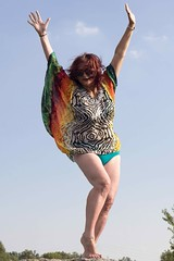 Color (Dominanosctre) Tags: woman colori color legs donna skay