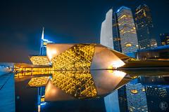Guangzhou Opera House | Guangzhou China (kachaneawsuparp) Tags: sony sonya7rii summer a7 a7rii asia cityscape landscape lens l fe fullframe f28 fulframe emount 35mm 1635gm 1635 1635mm gmaster gm china guangzhou peatkacha