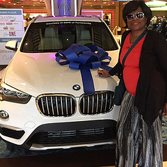 Rosemarie – May 2017 BMW Giveaway