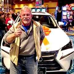 James W – November 2017 Lexus Winner