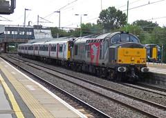 37800-317504 at northampton (47604) Tags: class37 class317 37800 317504 northampton