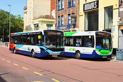Stagecoach South (PD3.) Tags: bus buses hampshire hants england uk portsmouth stagecoach adl enviro 200 mmc 26155 sn67wvz sn67 wvz 300 gx13anu gx13 anu 27861