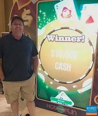 Chris H. $10,000 High-Low Challenge Winner - June 2019