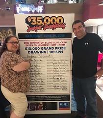 Andrew K. - $10,000 Grand Prize Winner - June 2019
