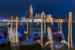 San Giorgio Maggiore - Venice 🇮🇹 (Julien CHARLES photography) Tags: chiesa italie italy maggiore sangiorgio sangiorgiomaggiore venezia venise venizia canal gondola gondole gondoles longexposure