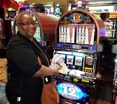Carolyn W – $34,560 Casino Jackpot